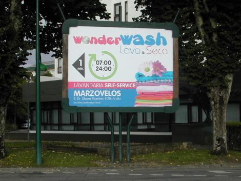 4x3m viseu wonder wash