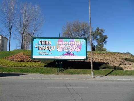 Campanha Feira de Março Outdoor 8×3