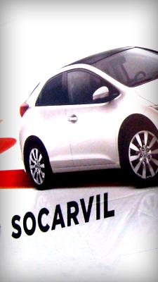 Novo Honda Civic – Socarvil, Viseu.