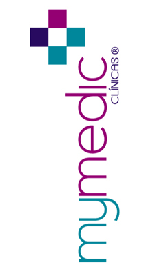 Logo MyMedic Vertical