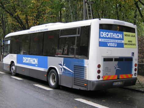 Autocarro Decathlon