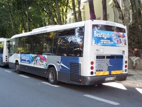 beiragel autocarro lateral e traseira stuv