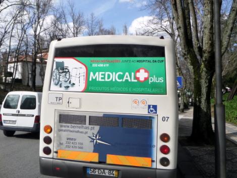 campanha medical traseira