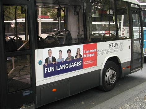 fun languages autocarro stuv viseu 3