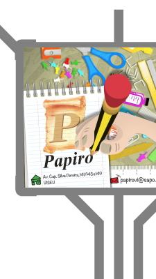 papiro destaque