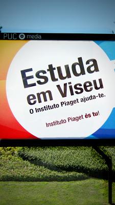 post vertical V8-1 Piaget
