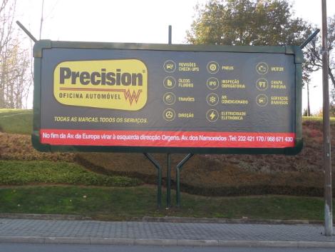precision outdoor 8x3m 3