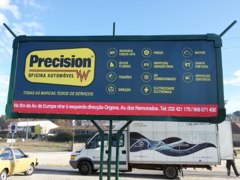 precision outdoor 8x3m